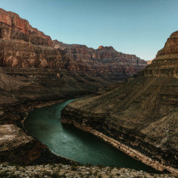 | Grand Canyon After Manifestation Visuals