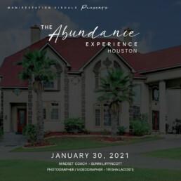 | ABUNDANCE-EXPERIENCE2 Manifestation Visuals